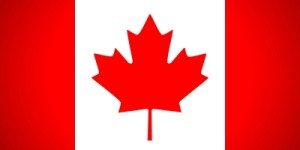 Canada Visa Flag