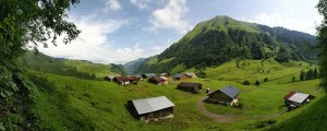 Vorderhopfreben Üntschenspitze Austria